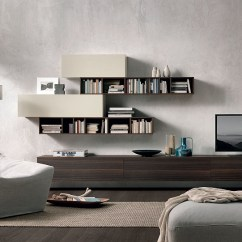 Modern Wall Units Living Room Daybed Decorating Ideas 20 Most Amazing View In Gallery Cozy Decor And Floating For The Stylish Contemporary Space