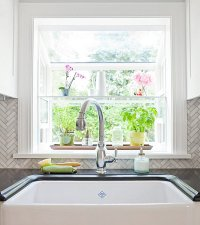 How To Style A Garden Window