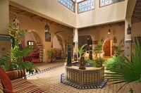 Moroccan Patios, Courtyards Ideas, Photos, Decor And ...