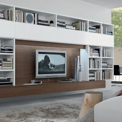 Storage Wall Units Living Room Trends In Colors 20 Most Amazing View Gallery Exclusive Unit With Ample Space For Book And Entertainment Hub