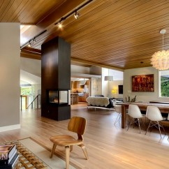 Mid Century Modern Living Room Tiles India Style Design Guide Ideas Photos View In Gallery Fabulous Midcentury Home With Inviting Warmth