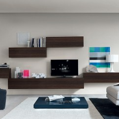 Wall Unit Designs For Small Living Room Plants In Decor 20 Most Amazing Units View Gallery Floating Bring Visual Lightness To The