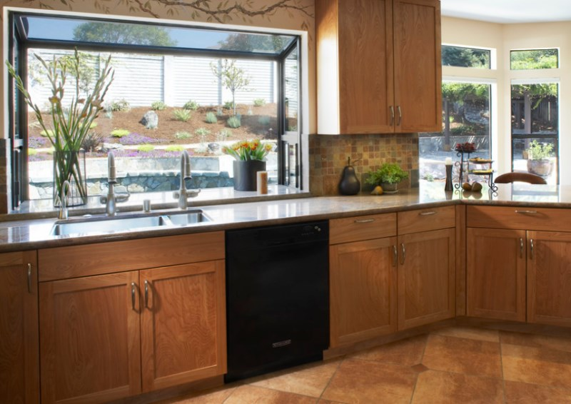 kitchen window ideas appliance colors how to style a garden view in gallery with