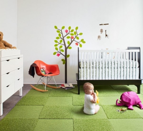 Flor Carpet Tiles Bring Modular Flooring Home | Flor Carpet Tiles For Stairs | Diy Stair | Carpet Runners | Rug | Flooring | Floor Tiles