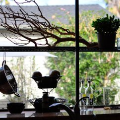 Kitchen Greenhouse Window Bakers Racks For How To Style A Garden