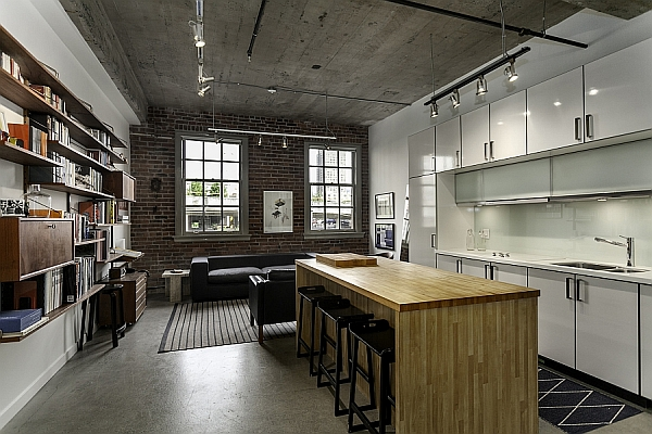 Historic Loft Brings Together Rich Heritage And