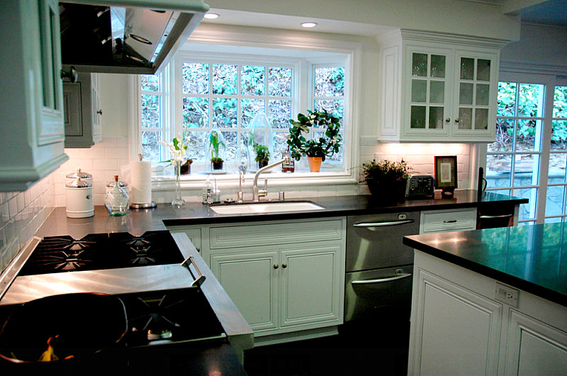 kitchen window ideas samsung suite how to style a garden view in gallery interesting plant grouping picture