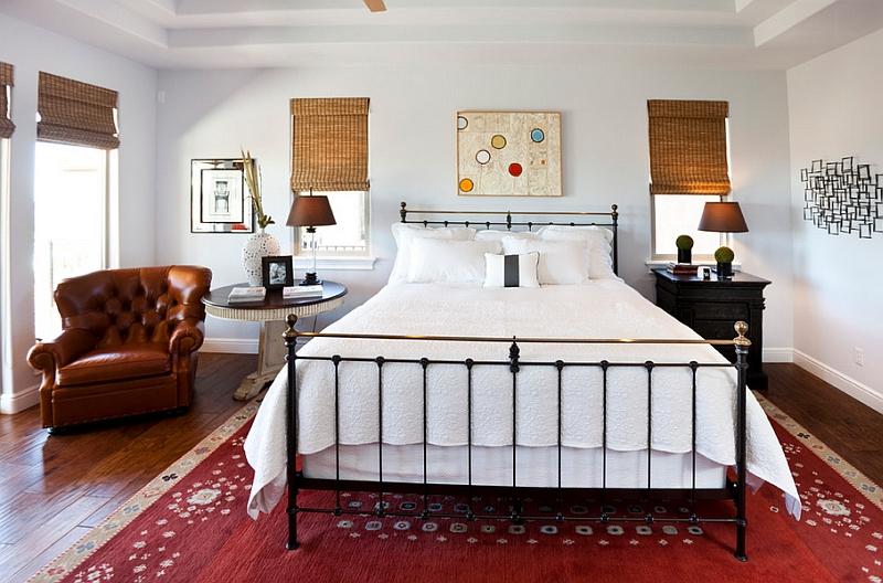 Mismatched Bedroom Furniture