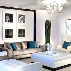 Dark Grey And White Living Room Ideas Paint Color Palettes For Black Rooms Design View In Gallery Lavish With Posh Blue Accents