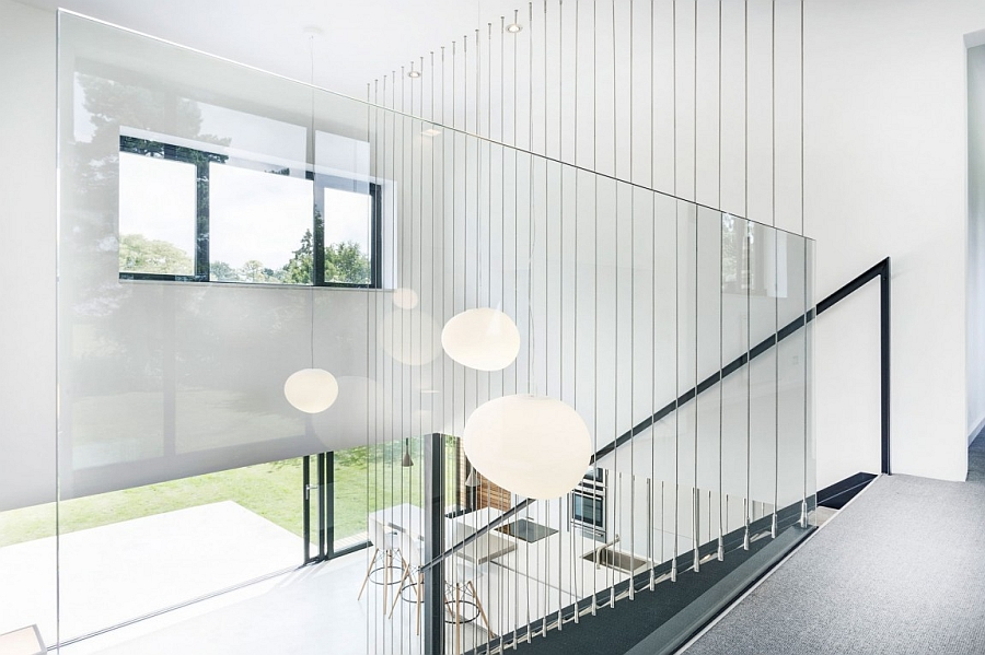 Classic English Home Gets A Grand Contemporary Update In