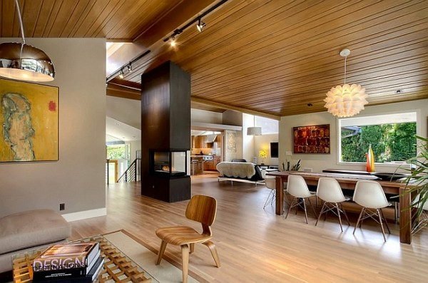 mid century modern living room design Mid-Century Modern Style Design Guide, Ideas, Photos