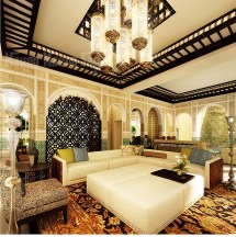 Moroccan Living Room Design Ideas