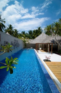 Exotic Island Resort In Maldives Indian Ocean Holidays