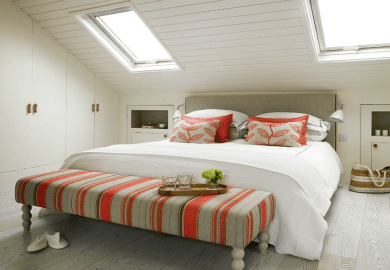 Attic Bedrooms With Slanted Ceilings