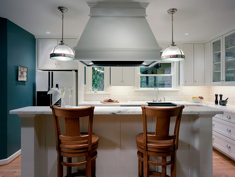 Teal Kitchen Appliances