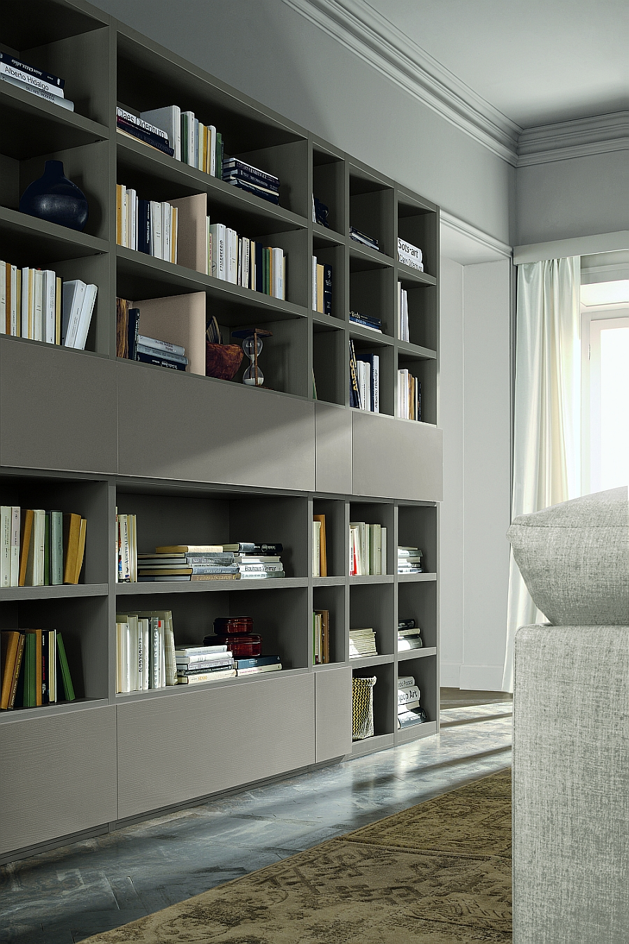 15 Versatile Modular Living Room Units Trendy