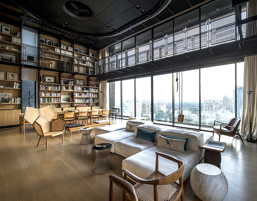 Elite Penthouse Apartment Astonishes With Its Stunning