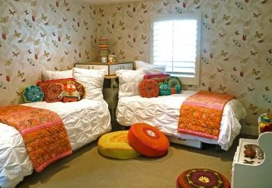 Funky Teen Bedrooms Home Design Photos Houzz