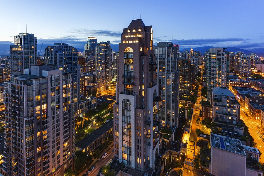 Lavish Affluence And Amazing Views Shape Posh Vancouver