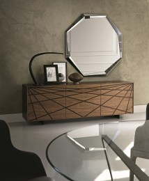 Fabulous And Functional Modern Sideboards With Touch Of