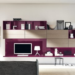 Colors Of Kitchen Cabinets Small Island Modular Living Area, Compositions Versatile Trendy ...