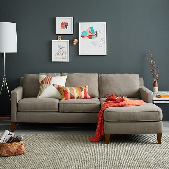 simmons small sectional sofa karlstad corner cover uk 3 striking color combinations for fall
