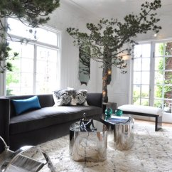 Living Room Decor With Plants Bookshelves For 10 Rooms Elegant Indoor San Francisco Towering Trees