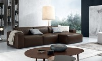 Trendy Round Coffee Table Ideas, Contemporary Style