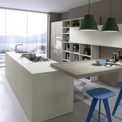 Pendant Lights For Kitchen Island Kohler Forte Faucet Contemporary Italian Kitchen, Space-saving Versatile ...