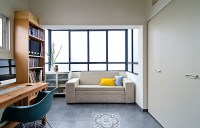 Colorful Renovation Brings Old World Charm To Small Tel ...