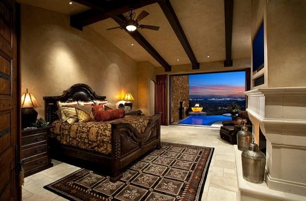 mediterranean bedroom design Mediterranean Bedroom Ideas, Modern Design Inspirations