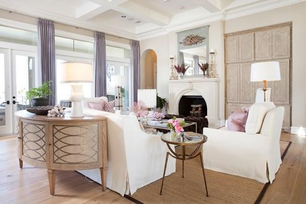 feminine bedrooms interiors Feminine Living Rooms Ideas, Decor, Design Trends