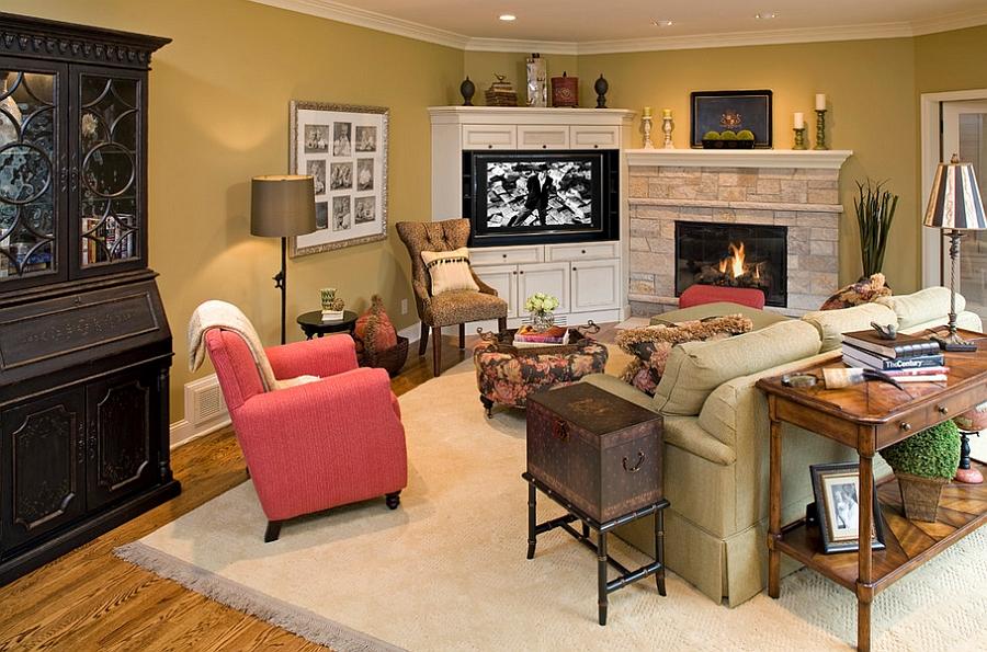 Living Room Corner Decorating Ideas Tips SpaceConscious