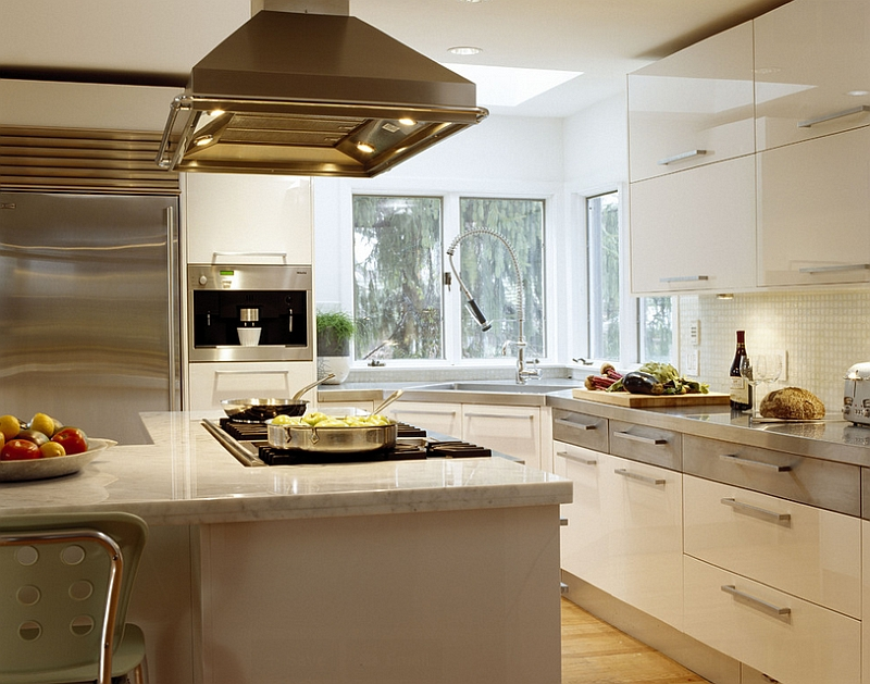 Kitchen Corner Decorating Ideas Tips SpaceSaving Solutions