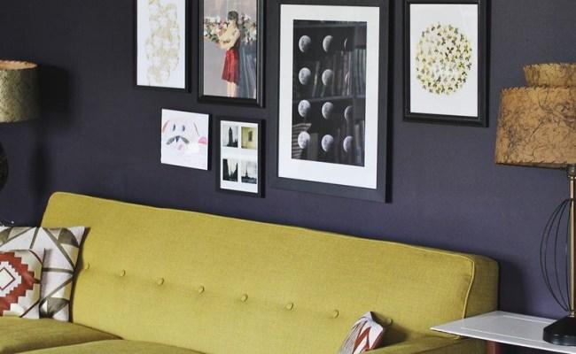 Create An Eye Catching Gallery Wall