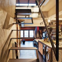 Hanging Kitchen Shelves Chinese Knife Explore The Ultimate Bachelor Pad Or How Dream Penthouses ...