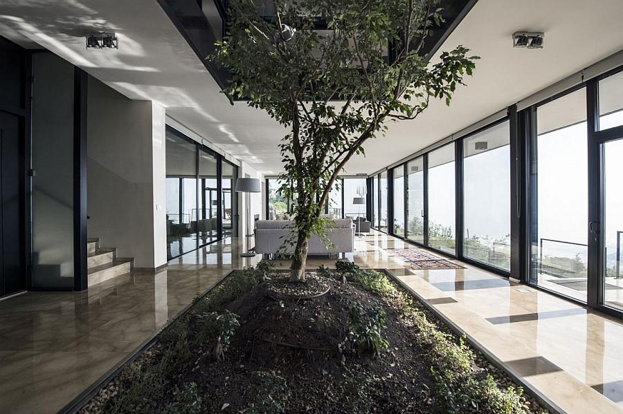 Luxurious Modern Private Villa With Scenic Mediterranean
