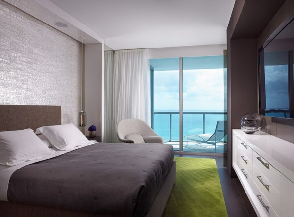 modern bedroom with ocean view Bedroom Design Ideas For A Modern Makeover