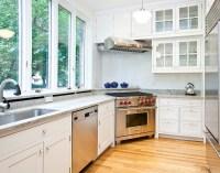 Kitchen Corner Decorating Ideas, Tips, Space