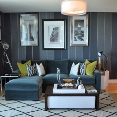 Contemporary Small Living Room Design Ideas Extension Cost 55 Incredible Masculine Inspirations Space With A Crisp Modern Style By Nicole White Designs