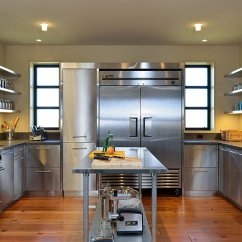 Stainless Kitchen Tools And Equipment Transform Your Furniture Appliances With Steel Paint