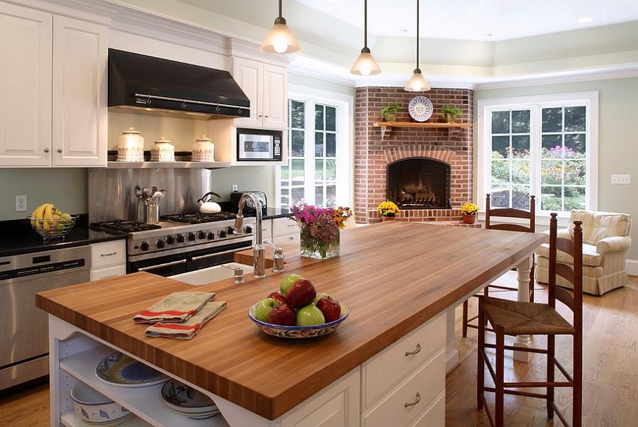 Kitchen Corner Decorating Ideas Tips SpaceSaving Solutions
