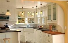 20 Custom Corner Kitchen That You'll Do Right Away