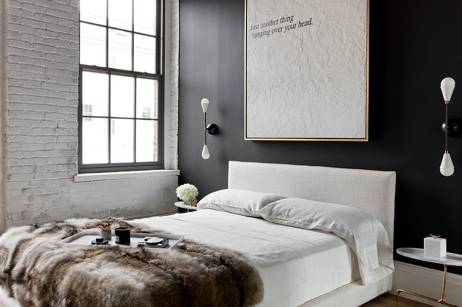 3d Touch Wallpaper House Decor Industrial Bedroom Ideas Photos Trendy Inspirations