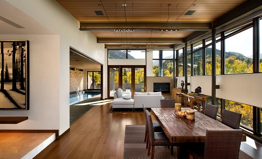 living room ideas modern rustic decorating small rooms 30 for a cozy organic home chic with scenic views from 186 lighting design group