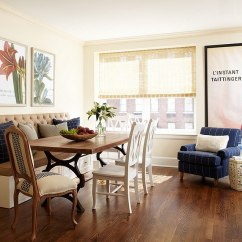 Corner Living Room Table Y Sus Partes En Ingles Dining Decorating Ideas Space Saving Solutions Springs View In Gallery Cozy Reading Nook The Of Design Kim Scodro Interiors