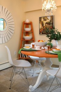 Dining Room Corner Decorating Ideas, Space