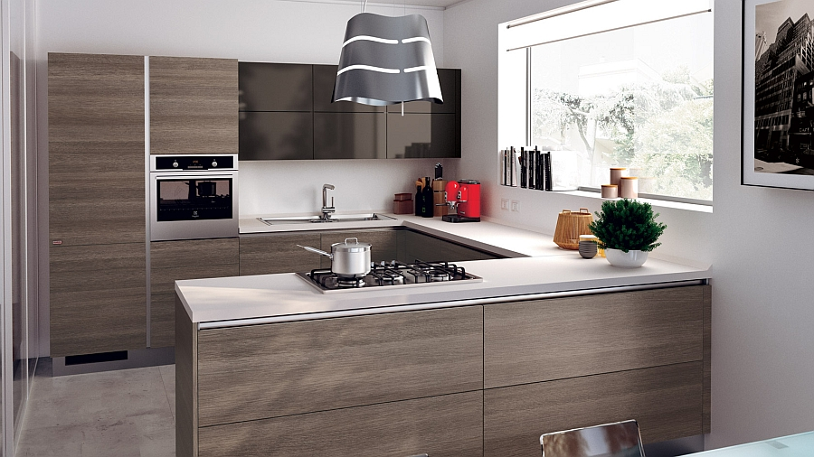 Modern Kitchen Designs Small Kitchens