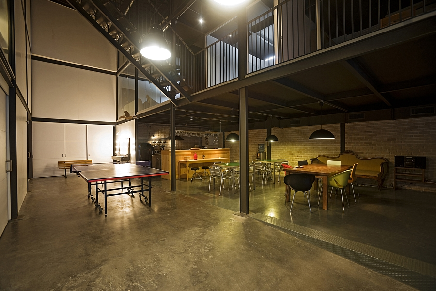 Old Warehouses Make Stunning office Spaces