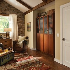 Old Style Living Room Ideas Rooms With Dark Grey Sofa 30 Rustic For A Cozy Organic Home Trunk Used As Coffee Table In The From Schlage Locks